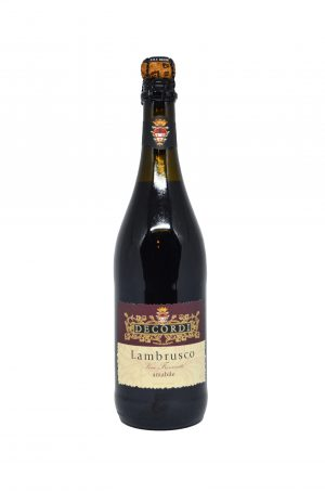 decordi lambrusco amabile rosu