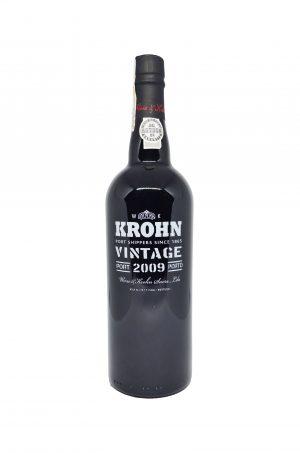 krohn porto vintage 2009