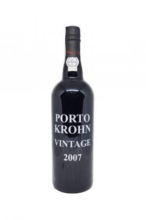 porto krohn vintage 2007