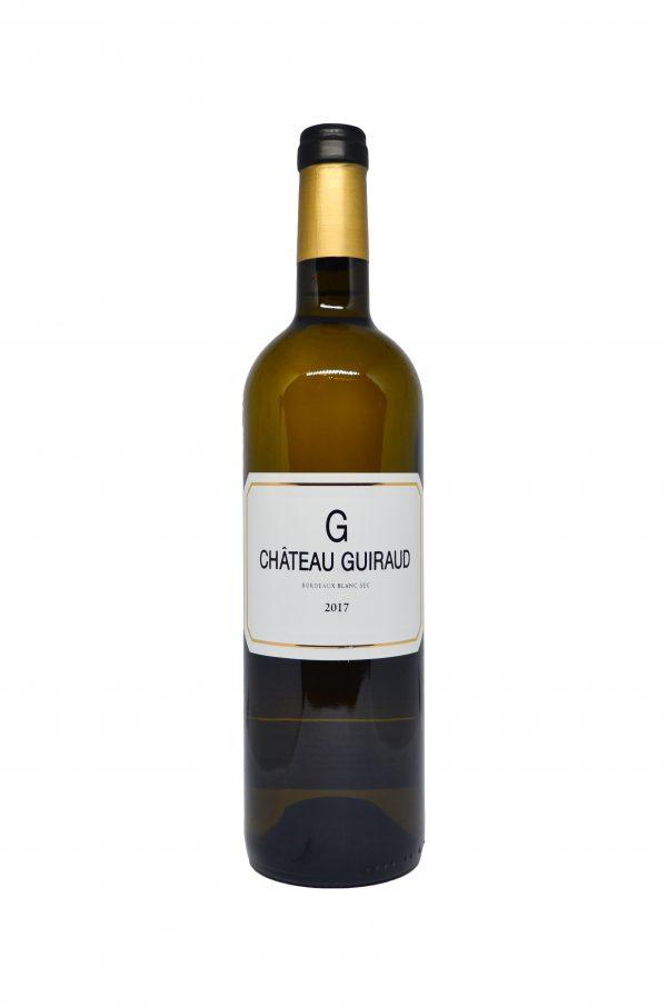 CHATEAU G DE GIRAUD BORDEAUX BLANC