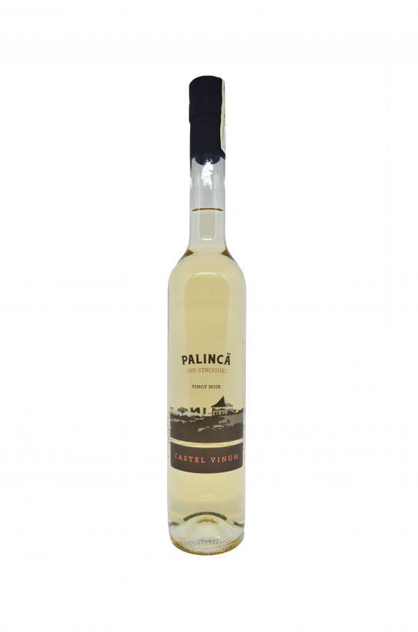 Palinca struguri pinot noir castel vinum
