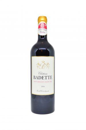 chateau badette